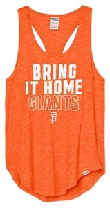 Victoria's Secret Baseball Mlb Racerback Top San Francisco Giants