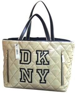 DKNY Tote in Gold