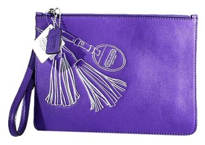 Coach 48559 Wristlet in Ultraviolet