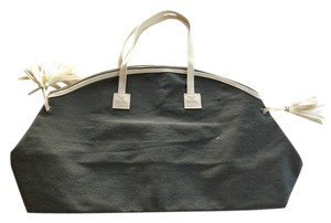 beauty brands Grey Canvas Tote Bag