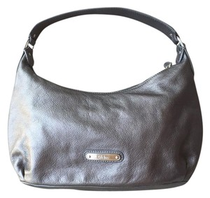 Cole Haan Satchel in Silver