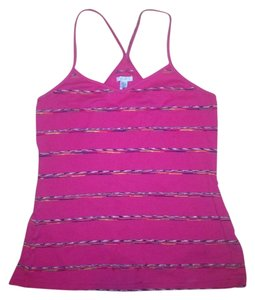Ecote Urban Outfitters Racerback Spaghetti Strap Top Red