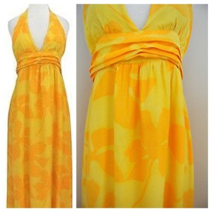 Yellow Maxi Dress by Alice + Olivia