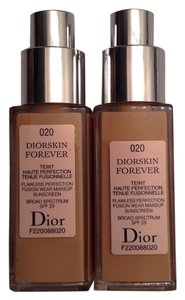 Diorskin Forever Flawless Foundation Diorskin Flawless Perfection Foundation