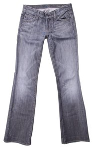 7 For All Mankind Melbourne Boot Cut Jeans-Dark Rinse