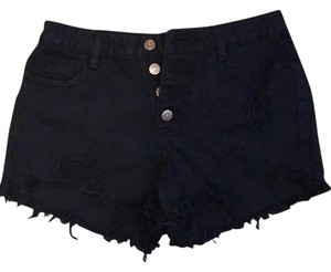 Romwe Cut Off Shorts