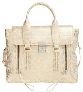 3.1 Phillip Lim Satchel in Nickel