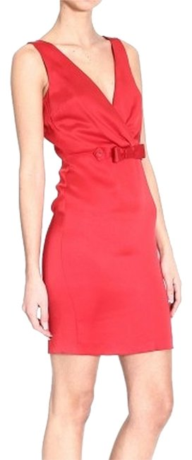 Preload https://item1.tradesy.com/images/moschino-red-sleeveless-satin-with-bow-above-knee-cocktail-dress-size-2-xs-1681835-0-0.jpg?width=400&height=650