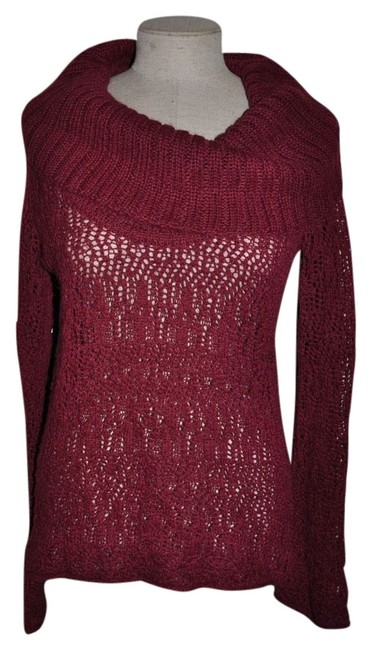 Preload https://item3.tradesy.com/images/anthropologie-guinevere-cowl-neck-open-knit-sweater-1681892-0-0.jpg?width=400&height=650
