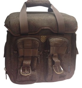 Burton Brown/Green Travel Bag