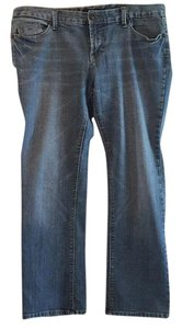 a.n.a. a new approach Straight Leg Jeans