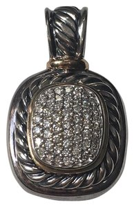 David Yurman Albian Diamond Pendant