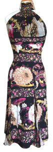 Roberto Cavalli Designer Slip Dress