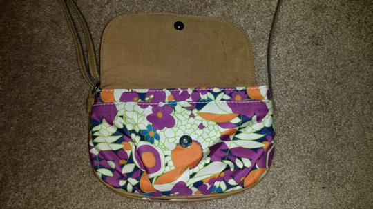 Rosetti Floral Pockets Shoulder Bag