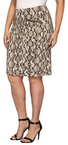 Michael Kors Mini Skirt Caramel