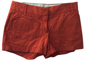 J.Crew Shorts Salsa Red