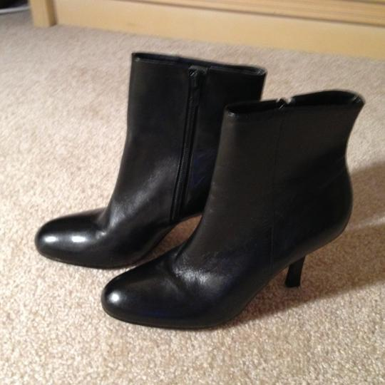 Nine West Ankle Black leather Boots
