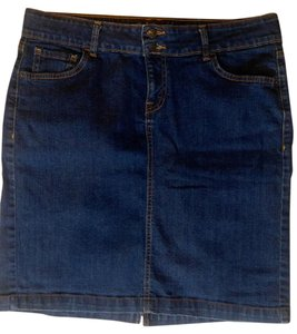 Old Navy P2099 Size 14 Skirt denim