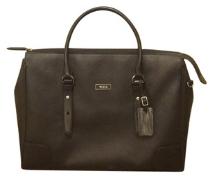 Tumi Laptop Work Tote in Black