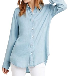 Forever 21 Top Chambray