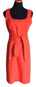 Tory Burch short dress Coral on Tradesy