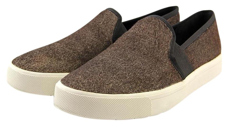 new style 0c2c3 67686 Vince Brown Berlin-2 Calf Hair Sneakers 9.5/ 41 Flats Size US 9.5 Regular  (M, B) 49% off retail