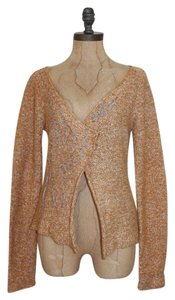 Anthropologie Ribbon Wool Mohair Cardigan