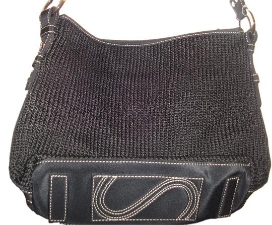 Preload https://item1.tradesy.com/images/the-sak-s-bottom-purse-woven-black-indio-crochet-in-shoulder-bag-1682345-0-0.jpg?width=440&height=440