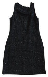 St. John Formal Knit Sparkle Dress