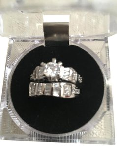 Other 5kt. CZ Wedding Set
