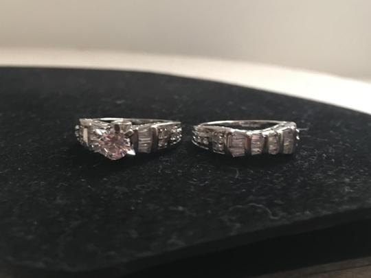 Other 5kt. CZ Wedding Set Image 1