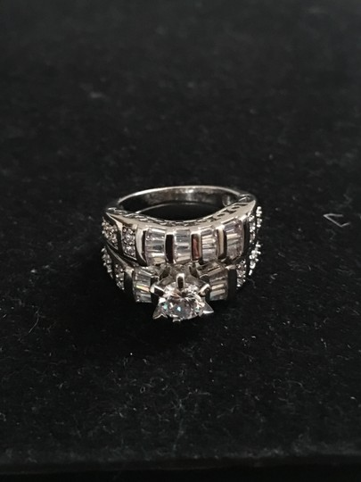 Other 5kt. CZ Wedding Set Image 3