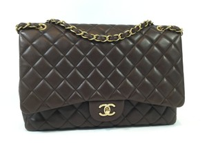 Chanel Maxi Quilted Shoulder Bag