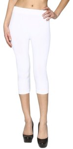 Nikibiki Leggings Seamless Capris White