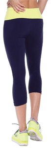Nikibiki Workout Blue Capris Navy