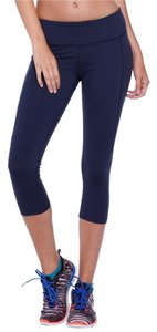 Nikibiki Nikibiki Navy Blue Workout Capris