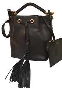Chloé Chloe Drawstring Chloe Bucket Shoulder Bag