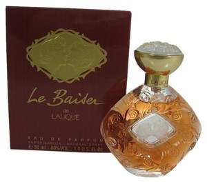 Lalique Lalique LE BAiSER for Women Eau de Toilette Spray 1.0 oz. No Seal. Brand New *