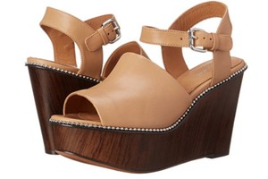 Coach A0004 Harla Saddle Semi Multi-Color Platforms