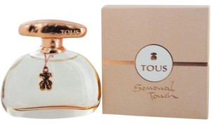 TOUS TOUS SENSUAL TOUCH 3.4OZ EDT SPY Women *