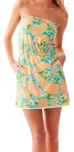 Lilly Pulitzer Romper Shorts