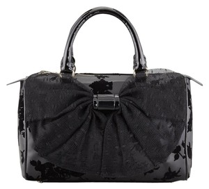 RED Valentino Satchel in Black