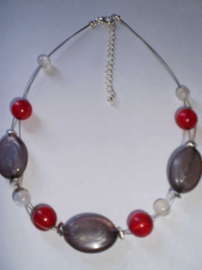 Other Glitter beads necklace