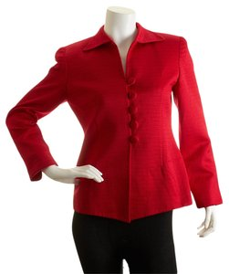 Dior Christian Cotton Red Jacket