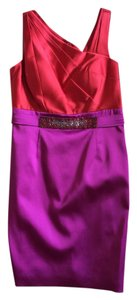 Kay Unger Embellished Party Dress