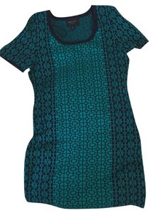 Romeo & Juliet Couture short dress Turquoise on Tradesy