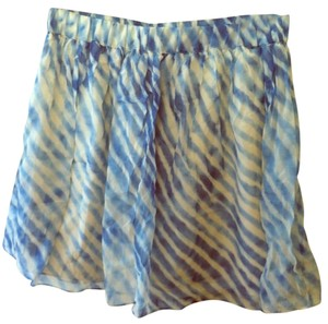 Club Monaco Skirt blue