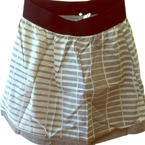 Club Monaco Mini Skirt gray