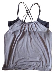 Athleta Athleta size xl top with cross back bra -worn once!