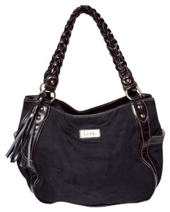 Nicole Miller Tote in Black